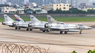 2039 - Dassault Mirage 2000-5 - Taiwan - Air Force