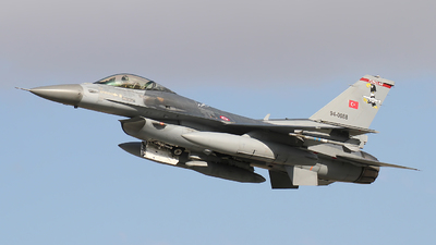 94-0088 - Lockheed Martin F-16C Fighting Falcon - Turkey - Air Force