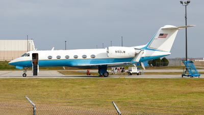A picture of N163JW - Gulfstream IV - [1071] - © Oliver Richter