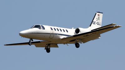 OE-GLL - Cessna 550B Citation Bravo - Jet Fly