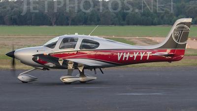 A picture of VHYYT - Cirrus SR22T - [0366] - © Jayden Laing
