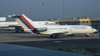 9N-ABN - Boeing 727-116C - Royal Nepal Airlines