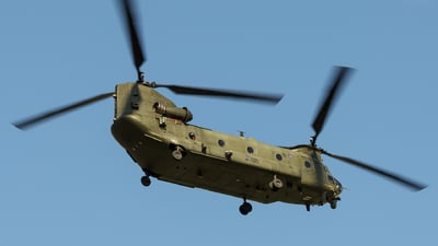 ZA680 - Boeing Chinook HC.4 - United Kingdom - Royal Air Force (RAF)