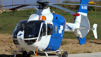 9H-EMS - Eurocopter EC 135T1 - Gulf Med Aviation Services