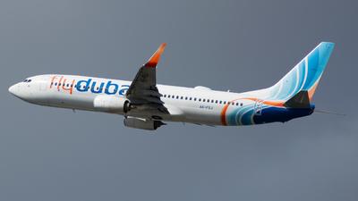 A6-FEJ - Boeing 737-8KN - flydubai
