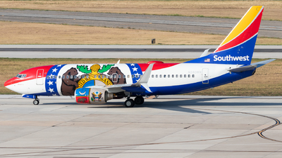 N280WN - Boeing 737-7H4 - Southwest Airlines