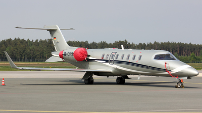 D-CRBE - Bombardier Learjet 45XR - Private