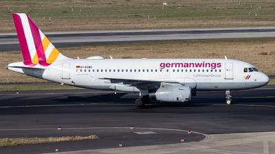 D-AGWG - Airbus A319-132 - Germanwings