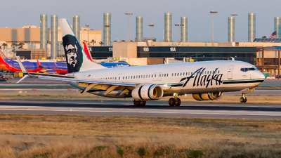 N464AS - Boeing 737-990ER - Alaska Airlines