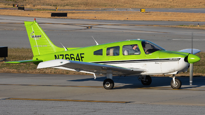 N7664F - Piper PA-28-181 Cherokee Archer II - SkyBound Aviation