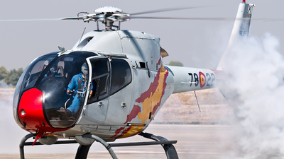 HE.25-3 - Eurocopter EC 120B Colibri - Spain - Air Force