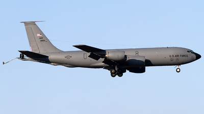 63-8031 - Boeing KC-135R Stratotanker - United States - US Air Force (USAF)