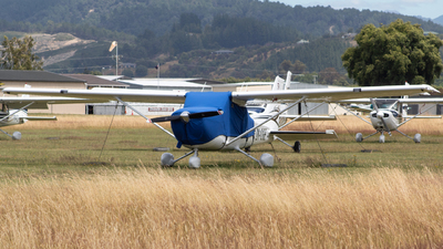 ZK-CGE - Cessna 172S Skyhawk - Private