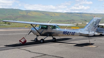 N6411G - Cessna 150K - Private