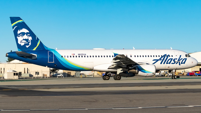 A picture of N625VA - Airbus A320214 - [02800] - © Ricky Teteris