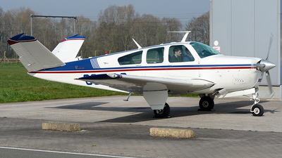 OO-JAC - Beechcraft V35B Bonanza - Private