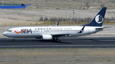 B-1743 - Boeing 737-85N - Shandong Airlines