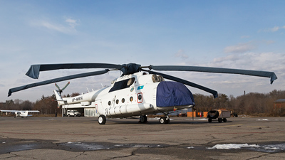 UP-MI814 - Mil Mi-8MTV-1 Hip - Kazakhstan - Ministry of Emergency Situations