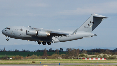 177703 - Boeing CC-177 Globemaster III - Canada - Royal Air Force