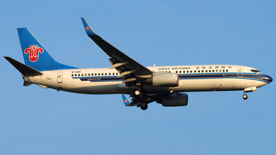 B-5419 - Boeing 737-81B - China Southern Airlines