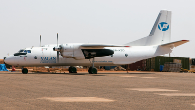 A picture of ERAZO - Antonov An26B -  - © Johan Havelaar