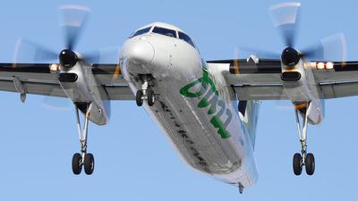 A picture of CFABA - De Havilland Canada Dash 8100 - Wasaya Airways - © Yari Strban