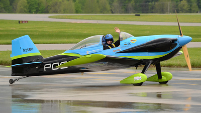 N25RV - Vans RV-3A - Private