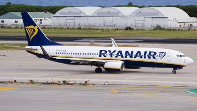 EI-GJG - Boeing 737-8AS - Ryanair