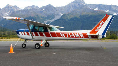 A picture of N714MW - Cessna 150M - [15079290] - © C. v. Grinsven