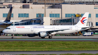 B-2291 - Airbus A321-211 - China Eastern Airlines