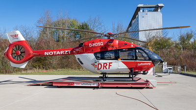 D-HDSQ - Airbus Helicopters H145 - DRF Luftrettung
