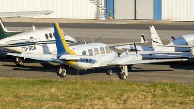 TI-ATH - Piper PA-31-350 Chieftain - Private