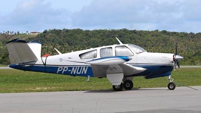 PP-NUN - Beechcraft V35 Bonanza - Private