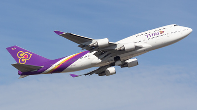 A picture of HSTGB - Boeing 7474D7 - [32370] - © Gavan Louis