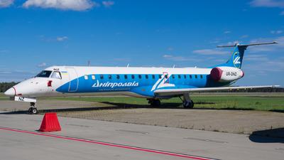 UR-DNZ - Embraer ERJ-145LR - Dniproavia