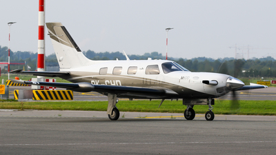 A picture of OKCHD - Piper PA46M600 - OK Aviation Group - © C. v. Grinsven