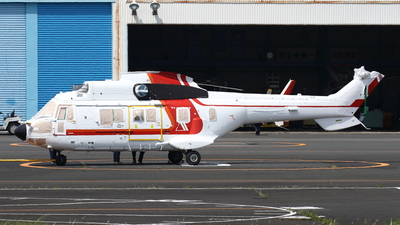 JA9676 - Aerospatiale AS-332L1 Super Puma - Aero Asahi