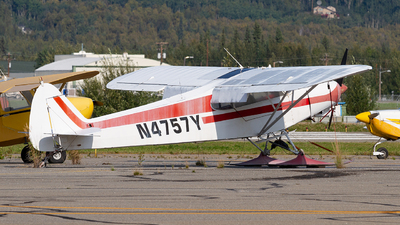 N4757Y - Piper PA-18-150 Super Cub - Private