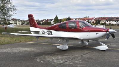 SP-GKM - Cirrus SR22T - Private