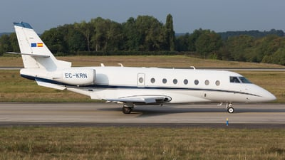 EC-KRN - Gulfstream G200 - Executive Airlines