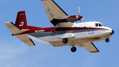 N112BH - CASA C-212-200 Aviocar - Bighorn Airways