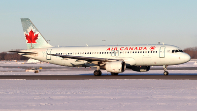 A picture of CGKOD - Airbus A320214 - Air Canada - © Guy Langlois