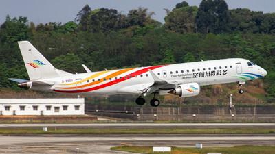 B-3320 - Embraer 190-100LR - Colorful Guizhou Airlines