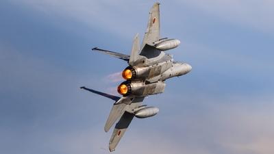 62-8869 - McDonnell Douglas F-15J Eagle - Japan - Air Self Defence Force (JASDF)