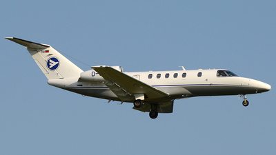 D-CHRB - Cessna 525C CitationJet 4 - Hahn Air