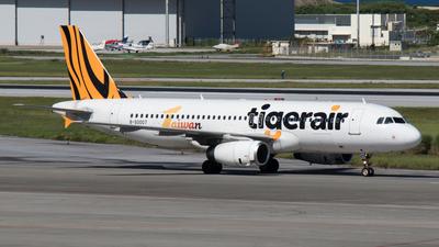 B-50007 - Airbus A320-232 - Tigerair