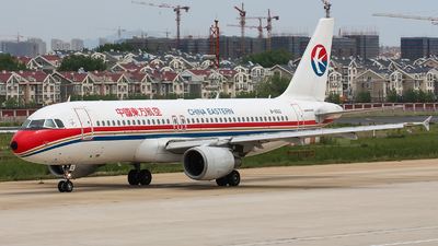 B-6012 - Airbus A320-214 - China Eastern Airlines