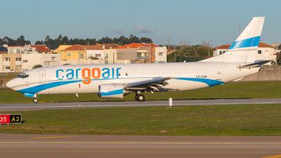 LZ-CGW - Boeing 737-46J(SF) - Cargoair