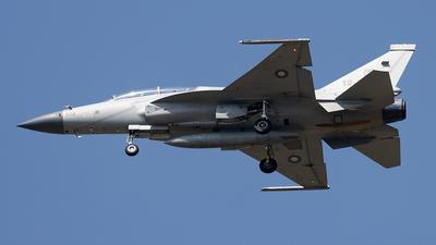 19-606 - Chengdu JF-17B Thunder - Pakistan - Air Force