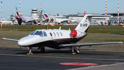 D-IHKW - Cessna 525 CitationJet 1 Plus - Blissair